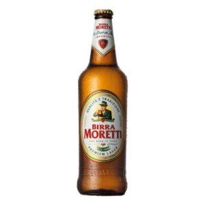 Birra Moretti 4.6%
